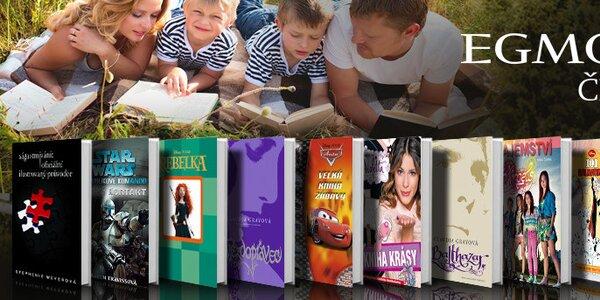 Egmont - na prázdniny s knihou, počte si celá rodina