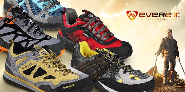 Everett - treková nebo vycházková obuv pro muže i ženy