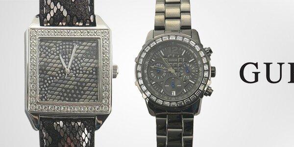 Luxusní dámské hodinky Guess