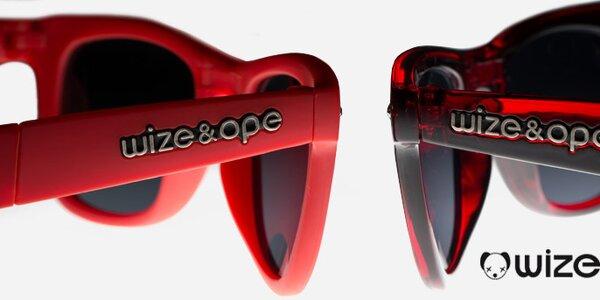 Stylové sluneční brýle, které schováte do kapsy - Wize & Ope