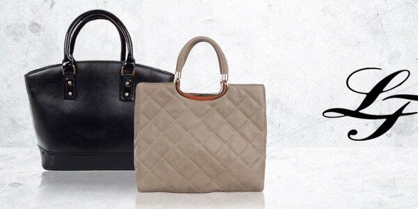 Trendy kabelky a psaníčka London Fashion již od 269,-