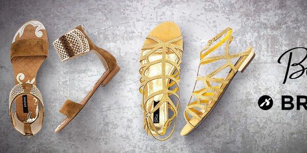 Hravé i elegantní dámské boty Bronx, Blink