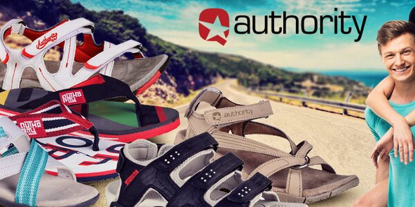 Authority - dámská i pánská letní obuv