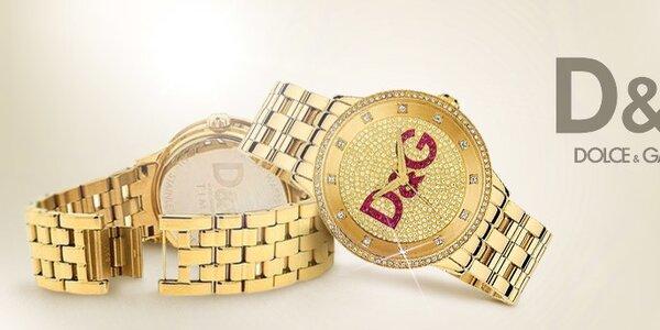 Choďte včas s hodinkami Dolce & Gabbana
