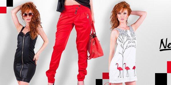 Originální a svěží dámská móda Nelita