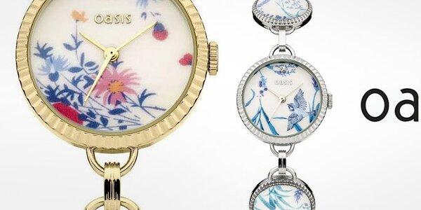 Dámské minimalistické hodinky plné elegance Oasis