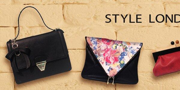 Osobité kabelky pro stylovou ženu The Style London