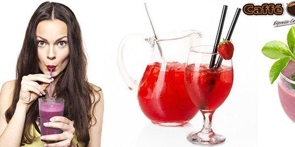 Dva osvěžující ledové drinky v Hardy