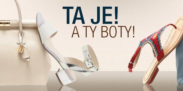 Po světě s grácií - dámské sandály a kabelky - vše skladem