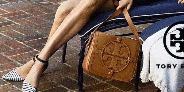Luxusní kožené kabelky Tory Burch