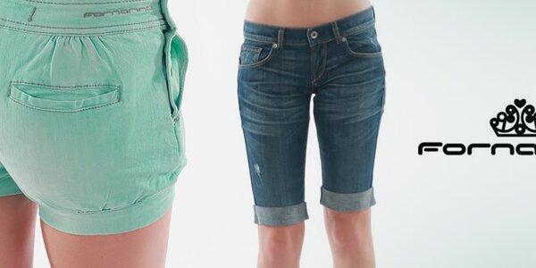 Fornarina - šortky, džíny a kalhoty, ve kterých vám to bude slušet