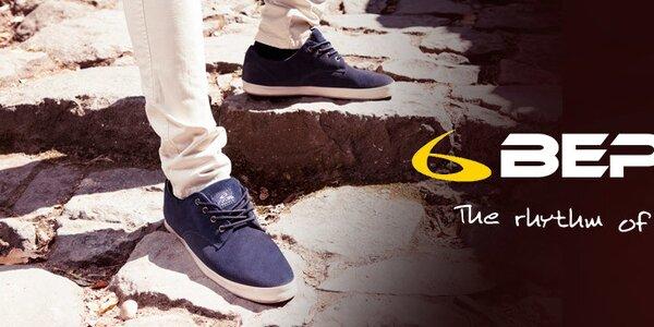 Stylová pánská městská obuv Beppi