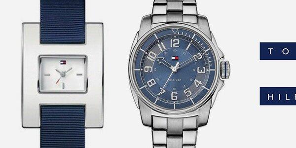 Luxusní dámské hodinky Tommy Hilfiger