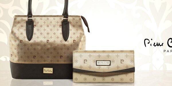 Luxusní dámské kabelky a peněženky Pierre Cardin