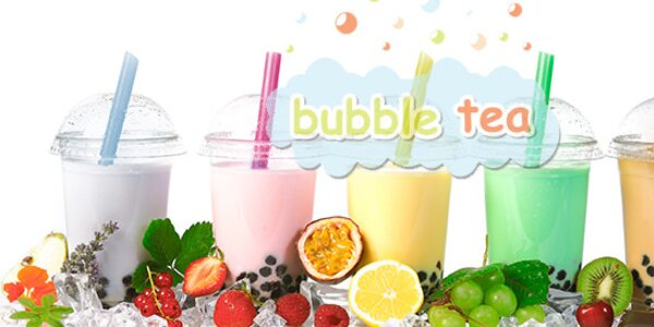Bubble Tea a Fresh od Funky