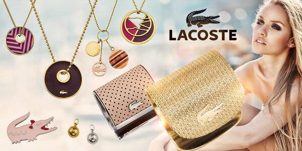 Lacoste šperky – elegance i komfort v jednom, šperk pro každou příležitost