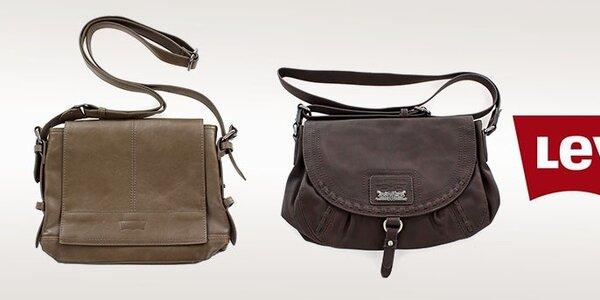 Dámské kabelky od kultovní značky Levi's