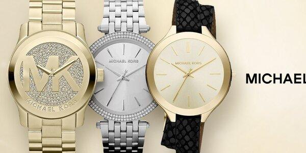 Michael Kors - dámské hodinky pro dokonalé zápěstí