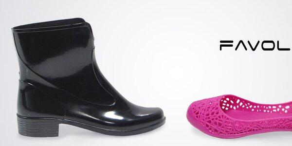 Unikátní botky pro výjimečné ženy a dívky Favolla již od 399,-