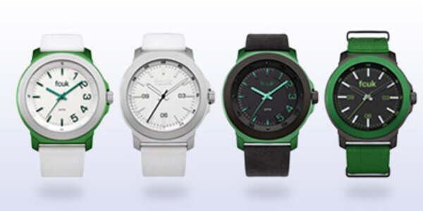 Módní hodinky FCUK