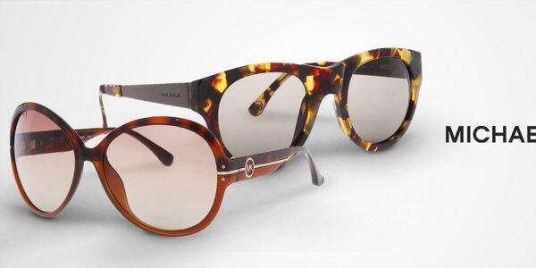 Něco pro očka - dámské sluneční brýle Michael Kors