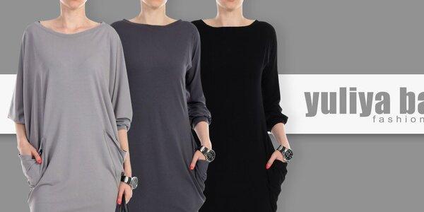 Minimalistická móda pro sebevědomé ženy Yuliya Babich
