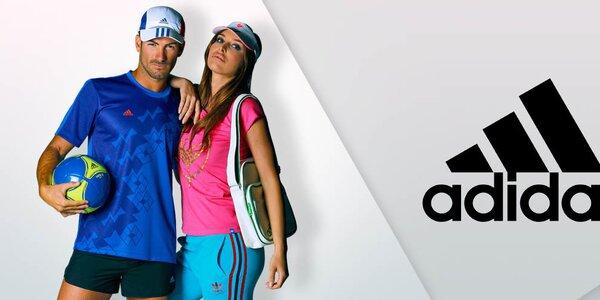 Pánské sportovní boty i oblečení Adidas