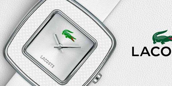 Ozdobte se stylovými dámskými hodinkami Lacoste