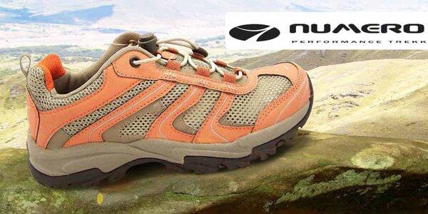 Užijte si túru v dámských botách Numero Uno