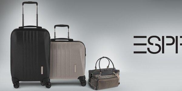 Užijte si cestování se zavazadly Esprit