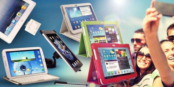 Vychytané doplňky k tabletům a mobilním telefónům Iphone nebo Samsung