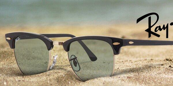 Nasaďte si stylové sluneční brýle Ray-Ban