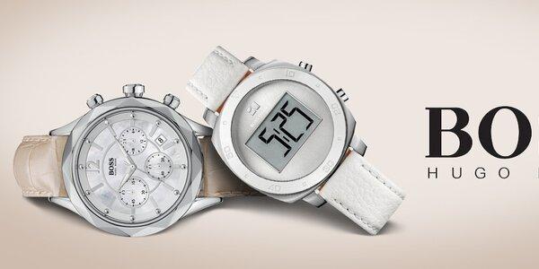 Mějte čas pod palcem - dámské hodinky Hugo Boss