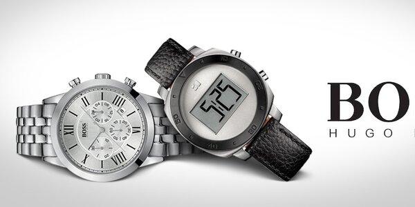 Mějte čas pod palcem - pánské hodinky Hugo Boss