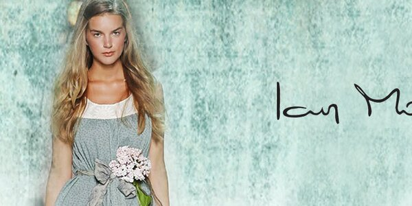 Hravá móda pro něžné ženy Ian Mosh