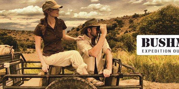 Příjemné pánské oblečení Bushman