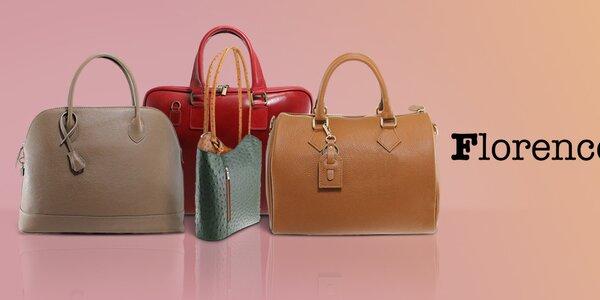 Vytvořte šik duo s koženou kabelkou Florence Bags