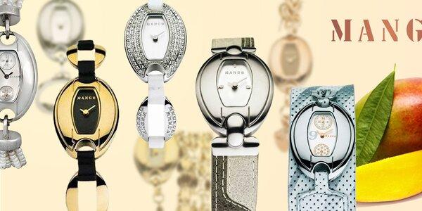 Šťavnatá nabídka Mango dámských hodinek