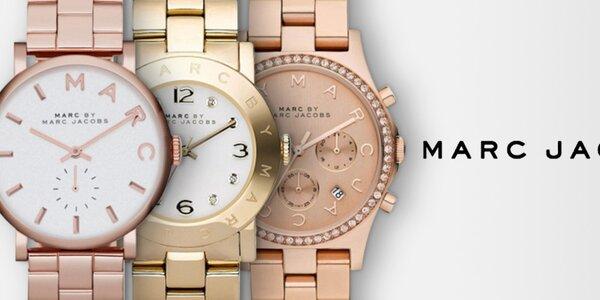Luxusní dámské hodinky Marc Jacobs
