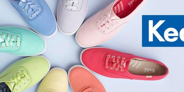 Pohodlná městská dámská obuv Keds