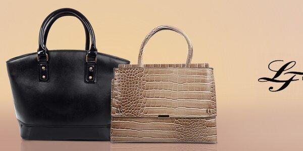 Nápadité dámské kabelky a psaníčka London Fashion