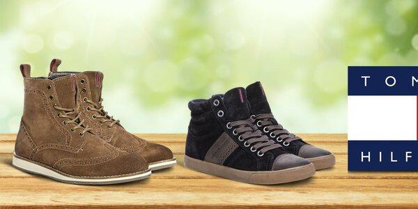 Stylová pánská obuv Tommy Hilfiger