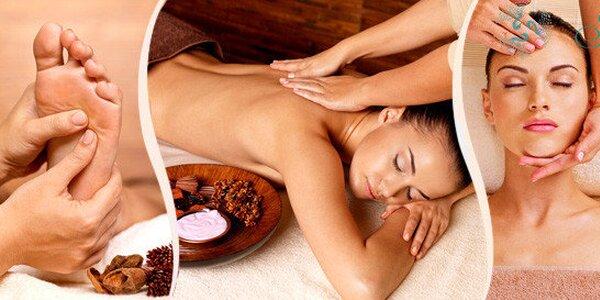 Nadpozemská Karibská masáž Asijskými masérkami – Luxus pro nejnáročnější