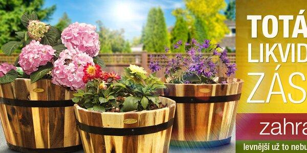 Zvelebte svou zahradu – výprodej posledních kusů