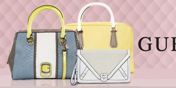 Dokonalé dámské kabelky a tašky Guess