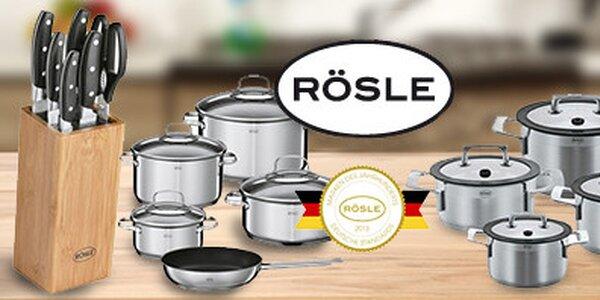 Do kuchyně s německou značkou Rösle