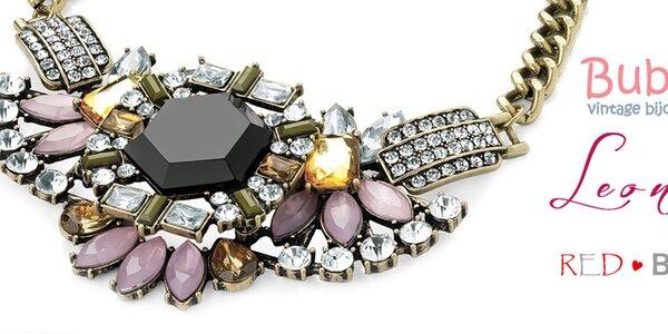 Šmrncovní dámské šperky Leonida