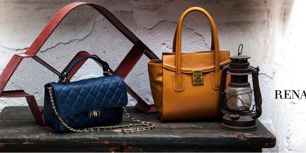 Renata Corsi - elegantní kožené kabelky pro každý den