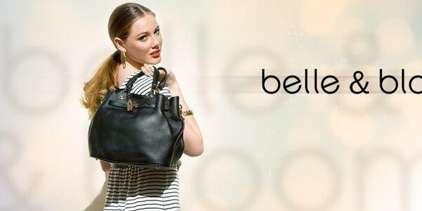 Okořeňte si svůj outfit - kabelky a šátky Belle & Bloom