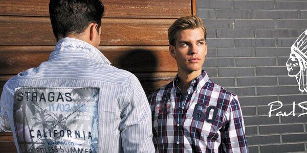 Paul Stragas - oblečení pro muže s osobností